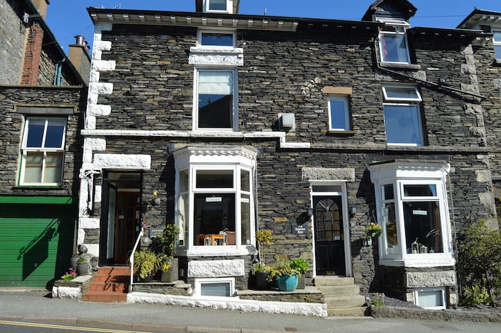 Terraced house, Windermere, The Heart Of The Lakes