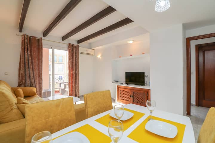 Atalayas-Apartment, 200m from Beach