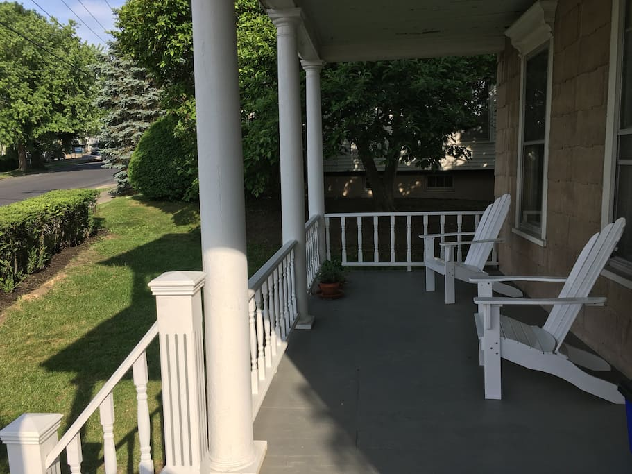 FRONT PORCH -