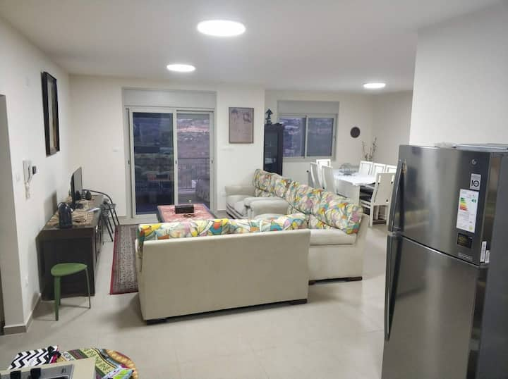 Fully equipped 3 bedroom apartment in city center