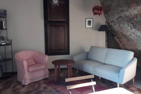 La Petite Maison  au 14 rue du Moyen Âge - Les Eyzies-de-Tayac-Sireuil - Cave