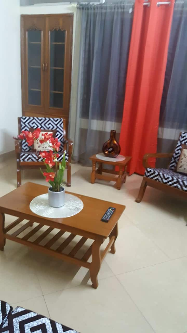 Cozy/safe 3 bedroom3 bath apt near Mirpur Stadium