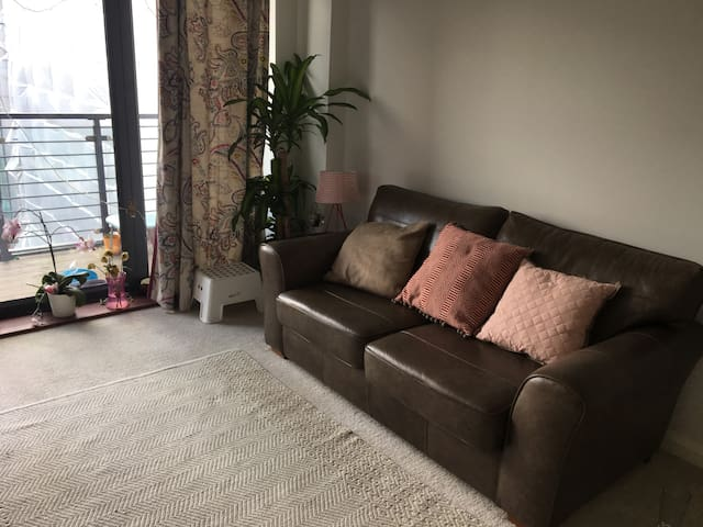 Luxurious Brand New flat close to stations & town