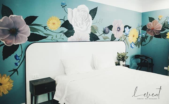 Le vent Tam Dao - Rose Room