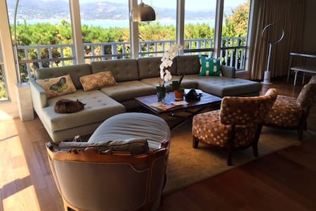 Tiburon views - 20min to the City! - House