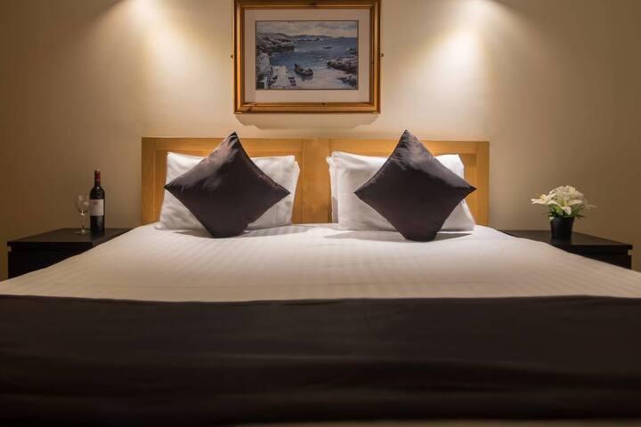 Galway Bay Sea View 2 bedroom Standard Apartment