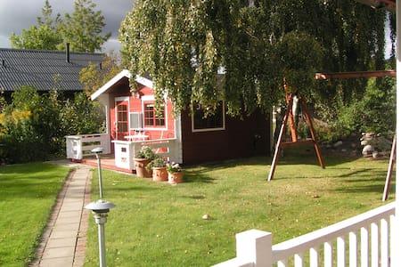 Feldballe, nær Rønde og Mols Bjerge - Rønde - Aamiaismajoitus