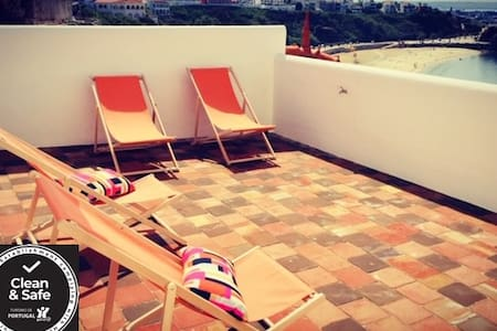 4 persons T2 house with main beach view