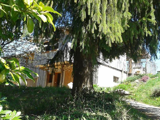 Charmant appartement dans maison à la campagne