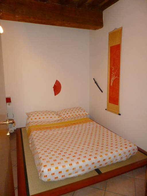 The tatami bed