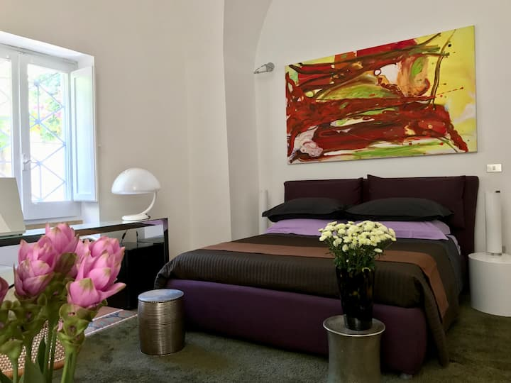 ART TO DESIGN B&B - SUITE 15