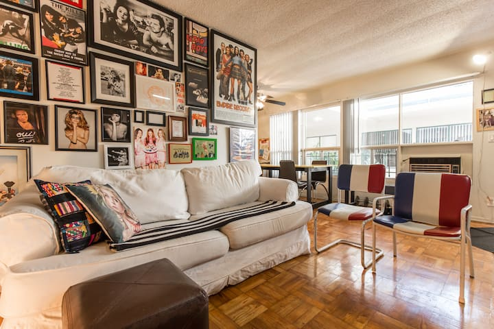 Hollywood/Los Feliz. Great Apt. - Los Angeles - Apartamento