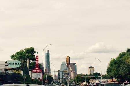 South Congress (SoCo) Apartment - Austin - Apartment