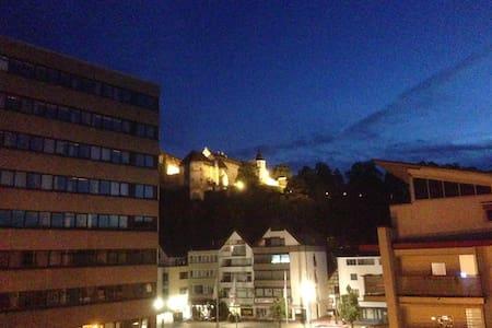 Zimmer mit Schlossblick - Heidenheim an der Brenz