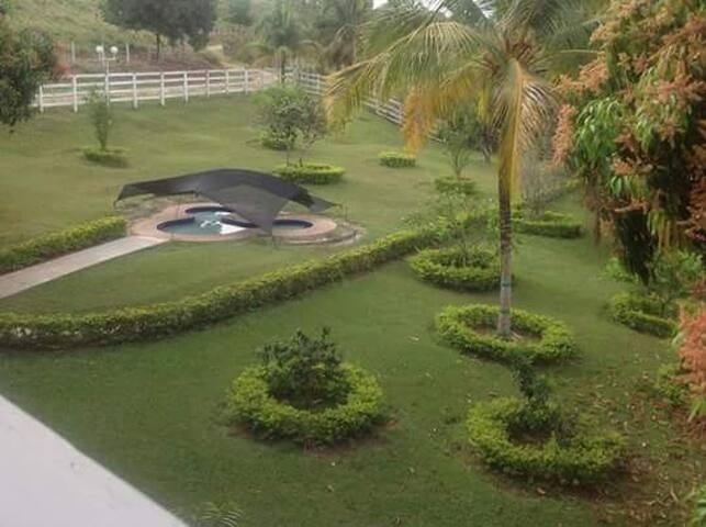 Hermosa finca en Doradal. perfectas vacaciones - Doradal