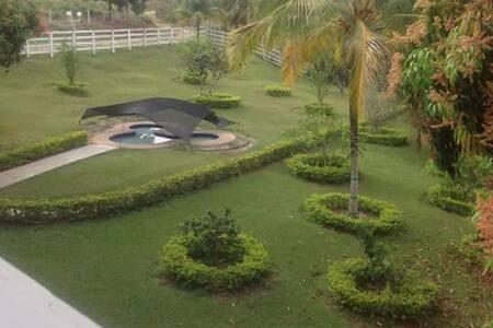 Hermosa finca en Doradal. perfectas vacaciones - Doradal - ที่พักธรรมชาติ