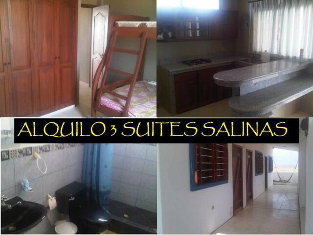 casa en salinas playa turistica - Salinas - House