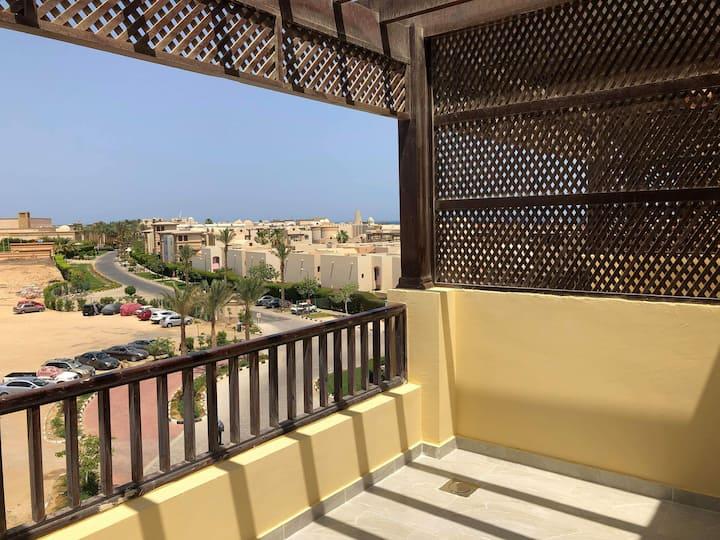 Luxury Apartment in Port Ghalib