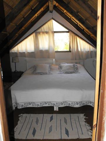Cabaña a 40 mts de la playa Las Flores, Piriapolis