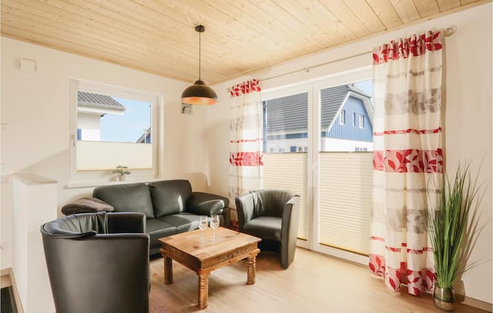 Stunning home in Altefähr/Rügen with WiFi and 2 Bedrooms