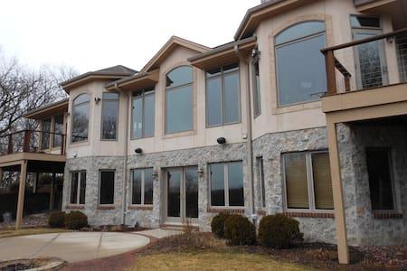Private River Home, US Open, Erin Hills - Hartland - Haus