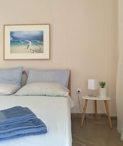 Litsa's Apartment in New Michaniona