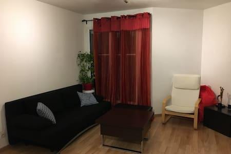 Petit appartement calme, proche de Paris - Alfortville