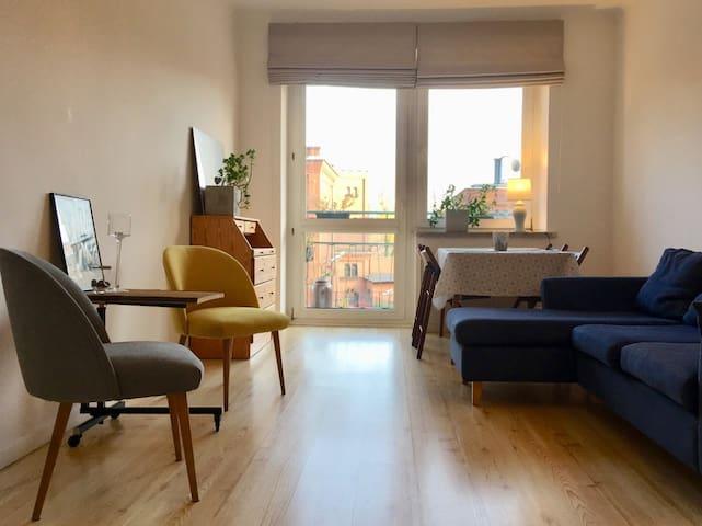 2-Room Apartment/ Klimatyczny apartament