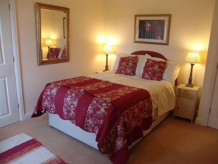 Ensuite Room for Two People in Country House
