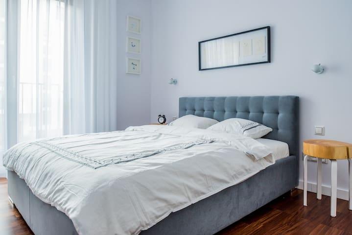 Modern & Compfy 56 sq m Apartment - Warszawa - Apartment