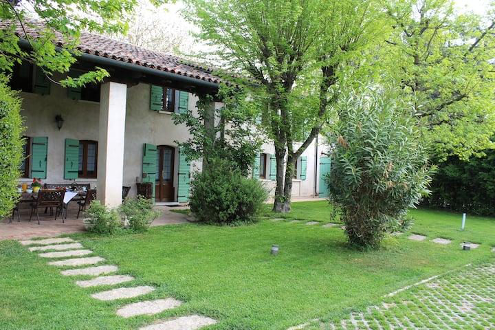 Venezia villa nel parco del Sile  IP026009