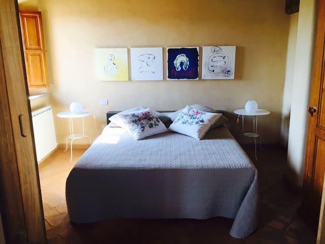 Appartamento in Casale di Campagna - Montalcino - Daire