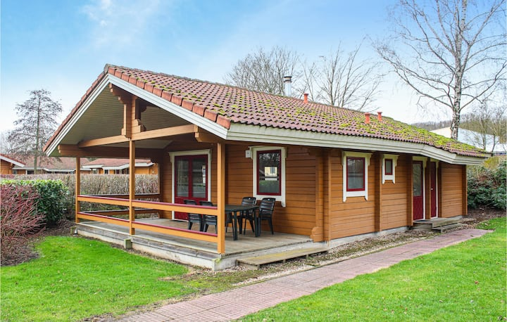 Awesome home in Gramsbergen with Indoor swimming pool, WiFi and 2 Bedrooms
