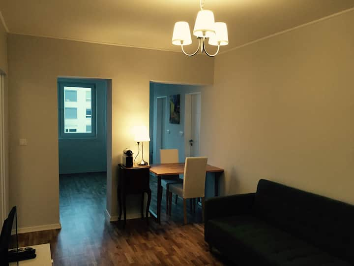 Apartment Drotárska street, quiet with parking