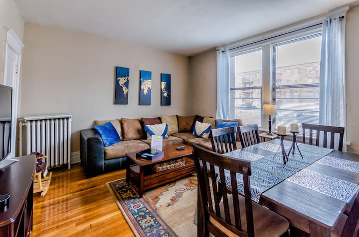 St Louis FAMILY SUITE 2BR/1B by ForestPark WashU!