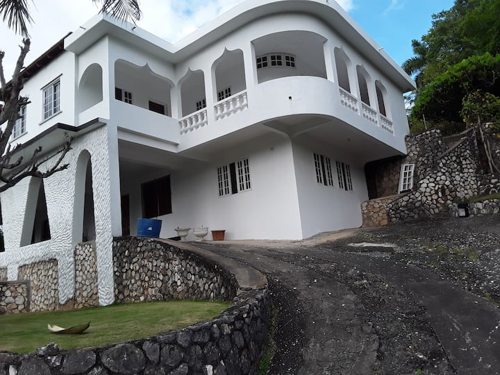Stony Hill Home with a view