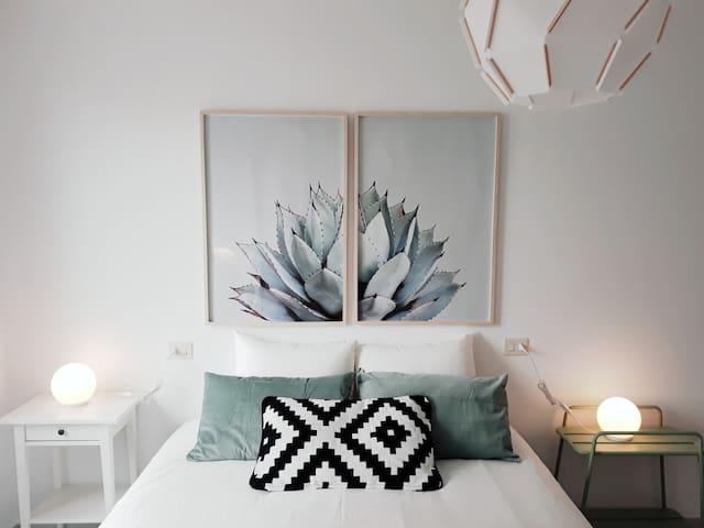 Galician Gorgeous flat, Wi-Fi & Smart TV