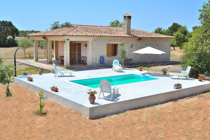 137 Llubi Private Villa in Mallorca - Llubí - Dom