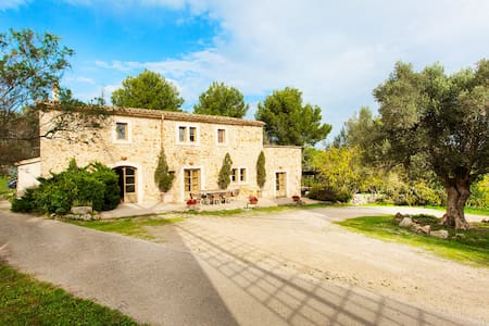 An Authentic Renovated Country House with pool