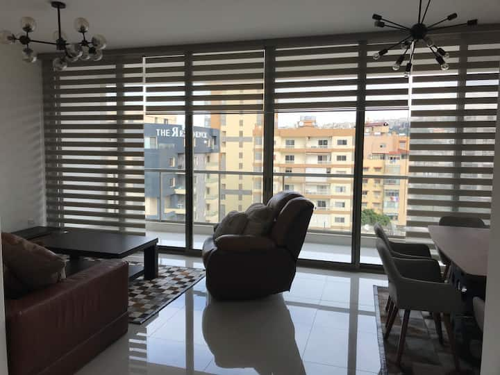 Furnished 1 bedroom apartment for rent in Antelias