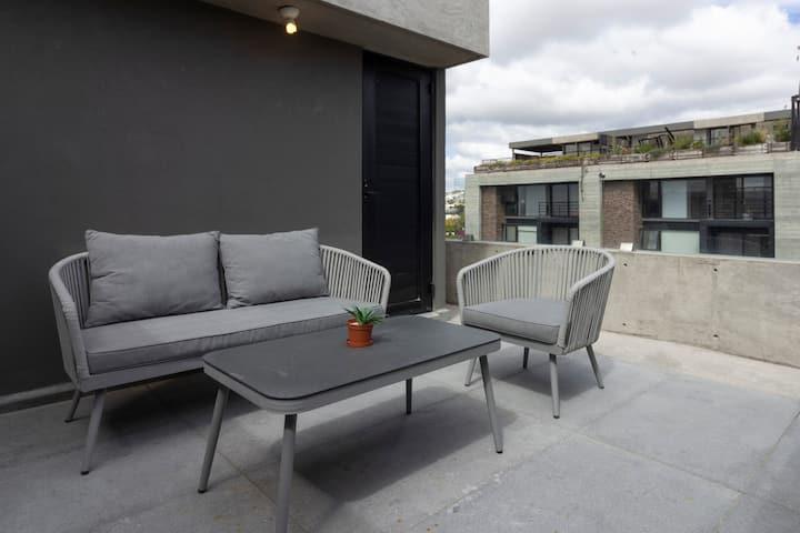 Suite doble con terraza