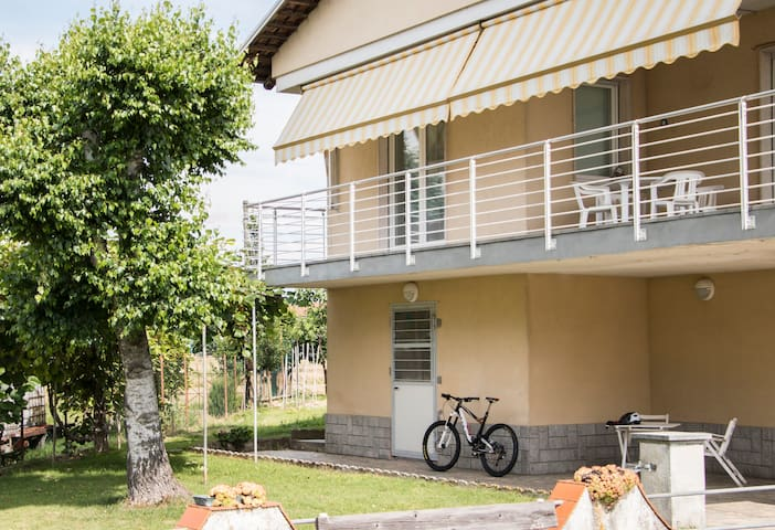 Villa Gemma Alba