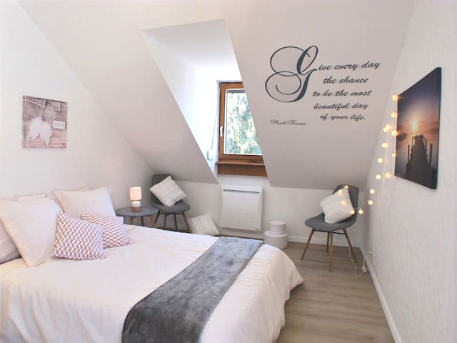 Cosy apartment near Basel and Weil-am-Rhein