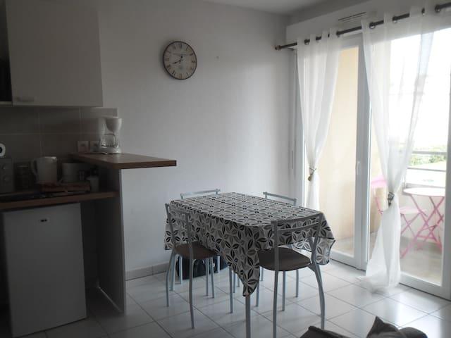 appartement 42m