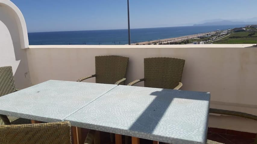Apartment with sea view in Fnideq