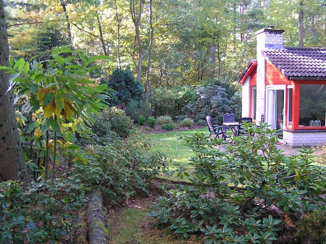 Charming forest house in private garden - Ermelo - Holiday home