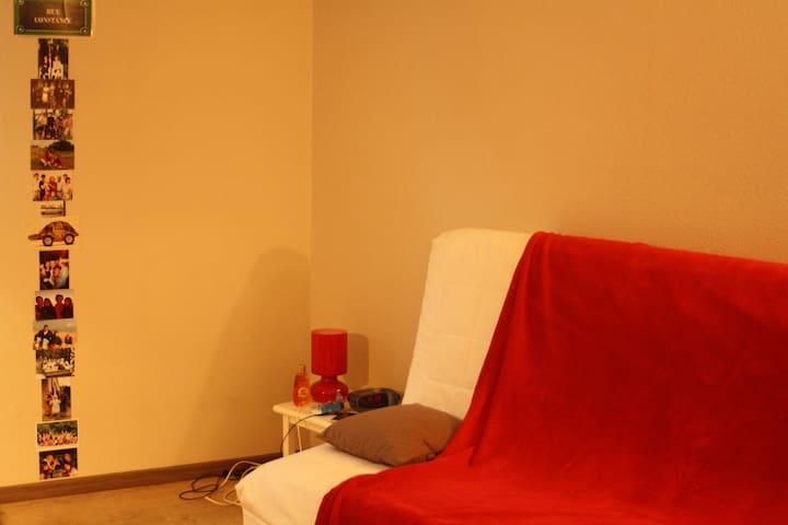 Studio 24m², Villeurbanne - Villeurbanne - Condominio