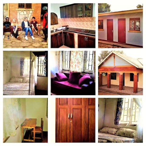 Bhai Home (Gorilla Bedroom)  - Kampala