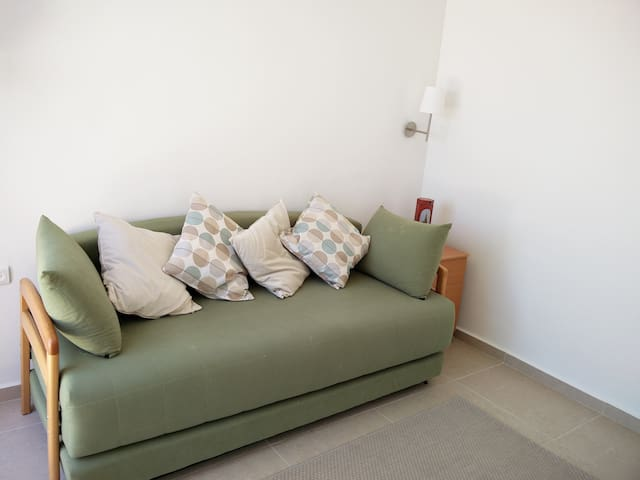 Sofa / Bed (2 separated beds)