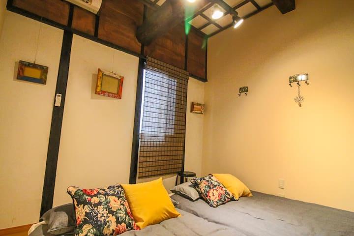 Traditional style inn [On da Lab.] - wind room